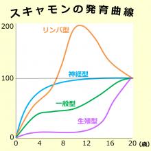 スキャモンの発育曲線_160906