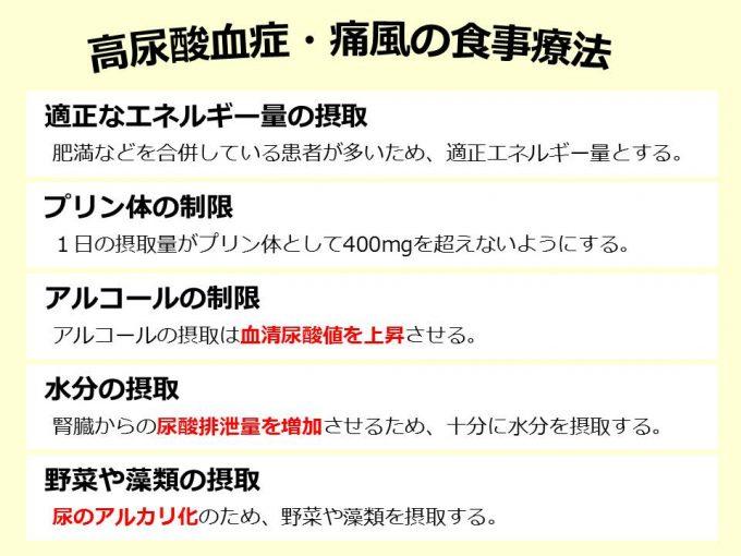 高尿酸血症・痛風食事療法_20170118